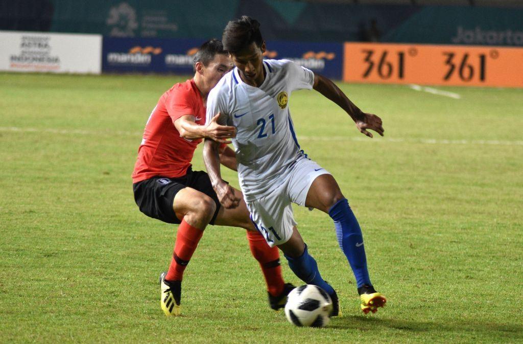 Syazwan Andik (#21) (Foto: AFF Suzuki Cup)