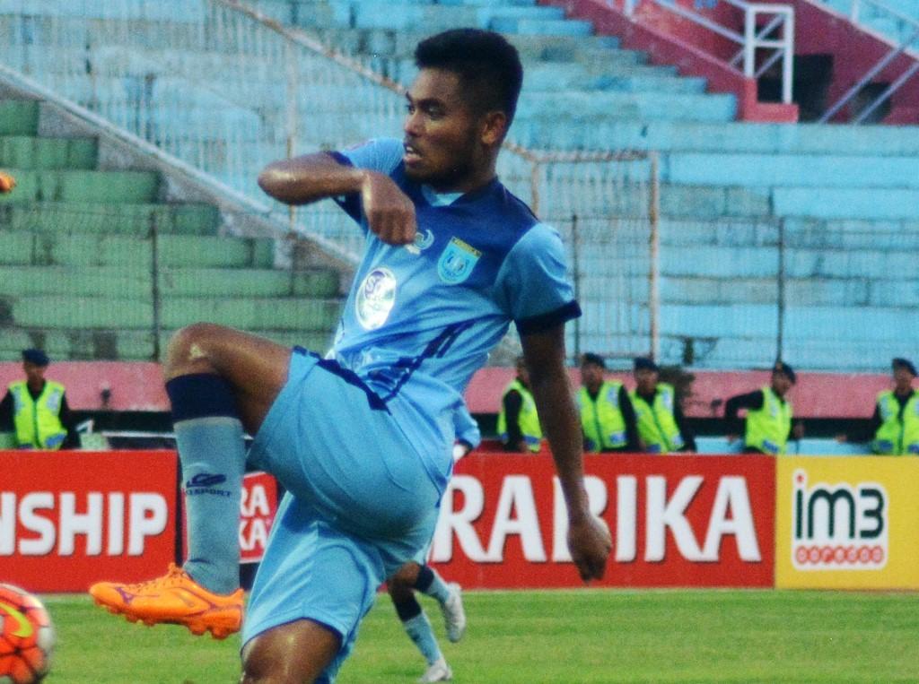 Saddil Ramdani (Foto: Antara/Umarul Faruq)