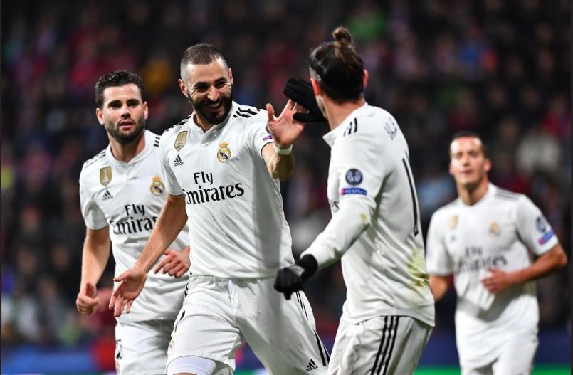 Karim Benzema, kini telah mencetak 200 gol untuk Real Madrid (Foto: UEFA)
