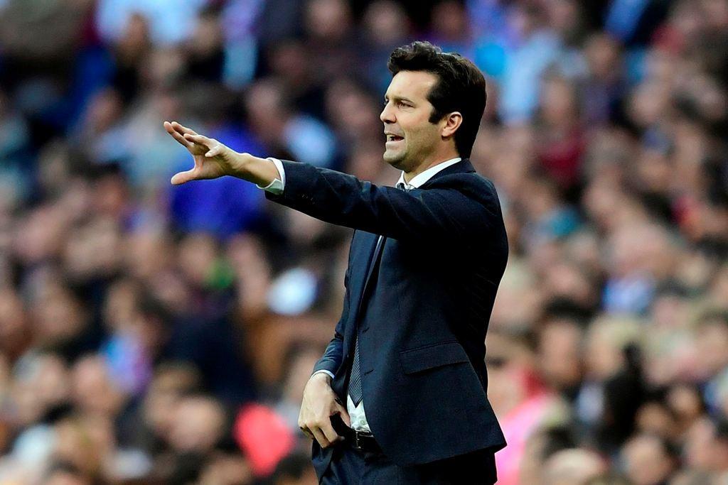 Pelatih sementara Real Madrid (AFP/Javier Soriano)