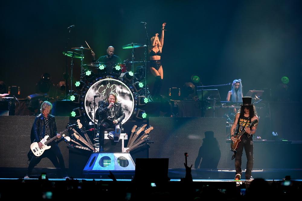Guns N' Roses (Foto: gettyimages)