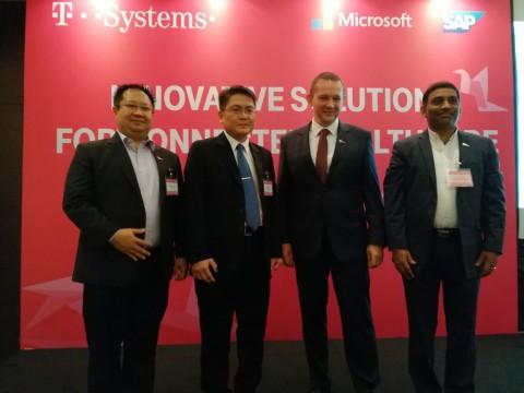 Buka Kantor di Indonesia, T-Sytems Dorong Transformasi Digital RS