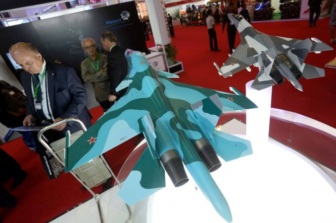 Indo Defence 2018 Expo & Forum 2018. (FOTO: MI/Ramdani)