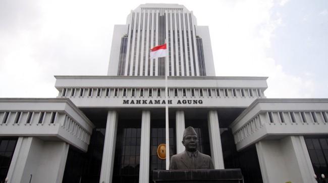Ilustrasi: Gedung Mahkamah Agung (Foto:MI/Bary Fathahilah)