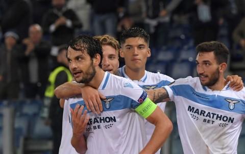 Menang Tipis atas Marseille, Lazio Melaju ke Babak 32-Besar