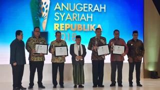 Lembaga Zakat Diganjar Penghargaan