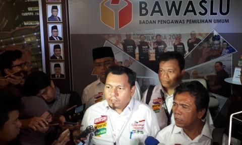 Direktur Hukum dan Advokasi TKN-KIK, Ade Irfan Pulungan. Foto: