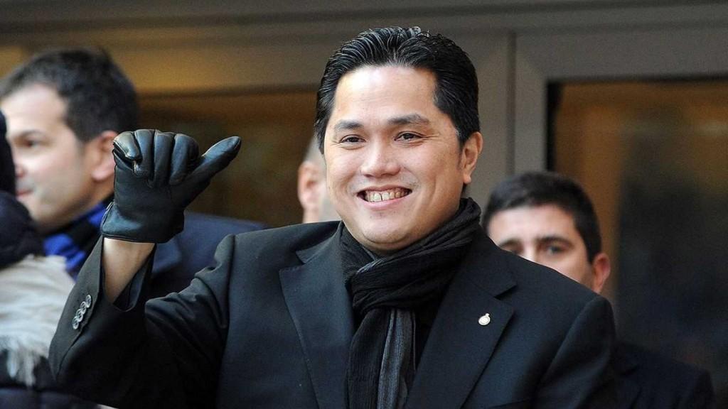 Erick Thohir (Foto: oufc.co.uk)