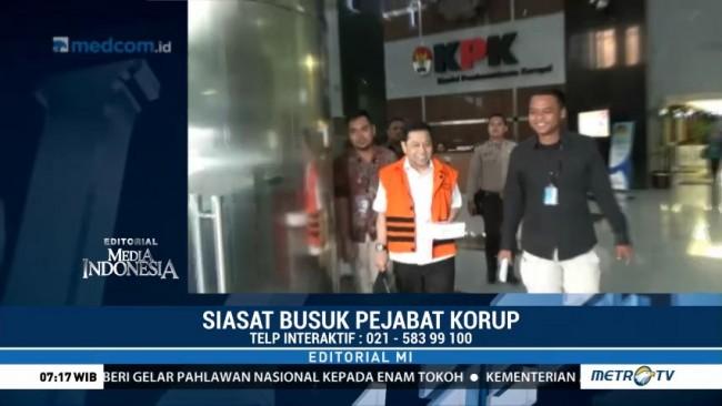 Siasat Busuk Pejabat Korup