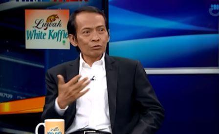 Budayawan Radhar Panca Dahana. (Foto: Metro TV)
