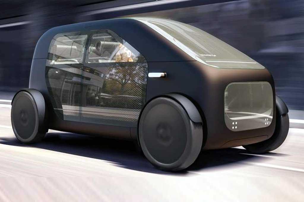 Mobil listrik Biomega SIN. Carscoops