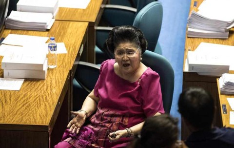 Imelda Marcos dikenal sebagai janda mantan Presiden Filipina