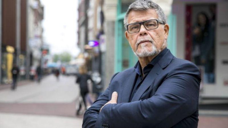 Emile Ratelband, 69, ingin mengubah ulang tahunnya dari 11 Maret 1949 menjadi 11 Maret 1969. (Foto: AFP).