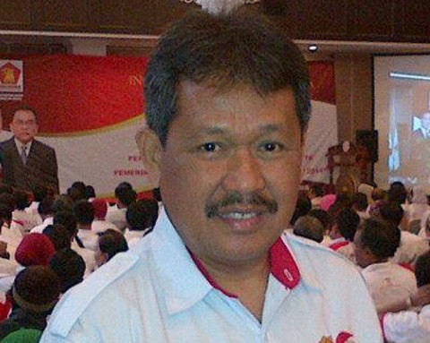 Politikus Gerindra Prabowo Soenirman