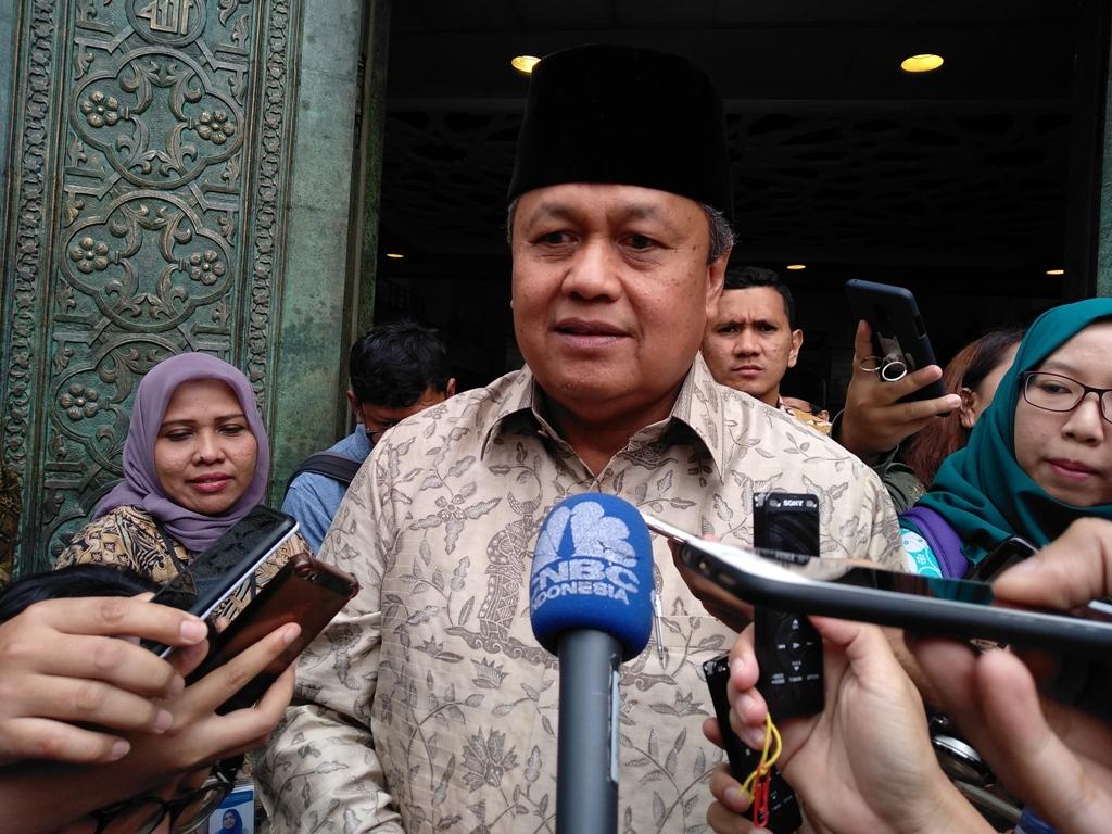 Gubernur Bank Indonesia Agus Martowardojo. (FOTO: medcom.id/Desi Angriani)