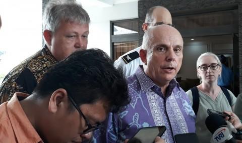 Duta Besar Amerika Serikat (AS) untuk Indonesia Joseph Donovan