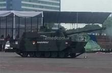 Tank Canggih Baru Pindad Bernama Harimau