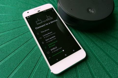 Spotify mengumumkan pengguna layanan versi gratis akan dapat