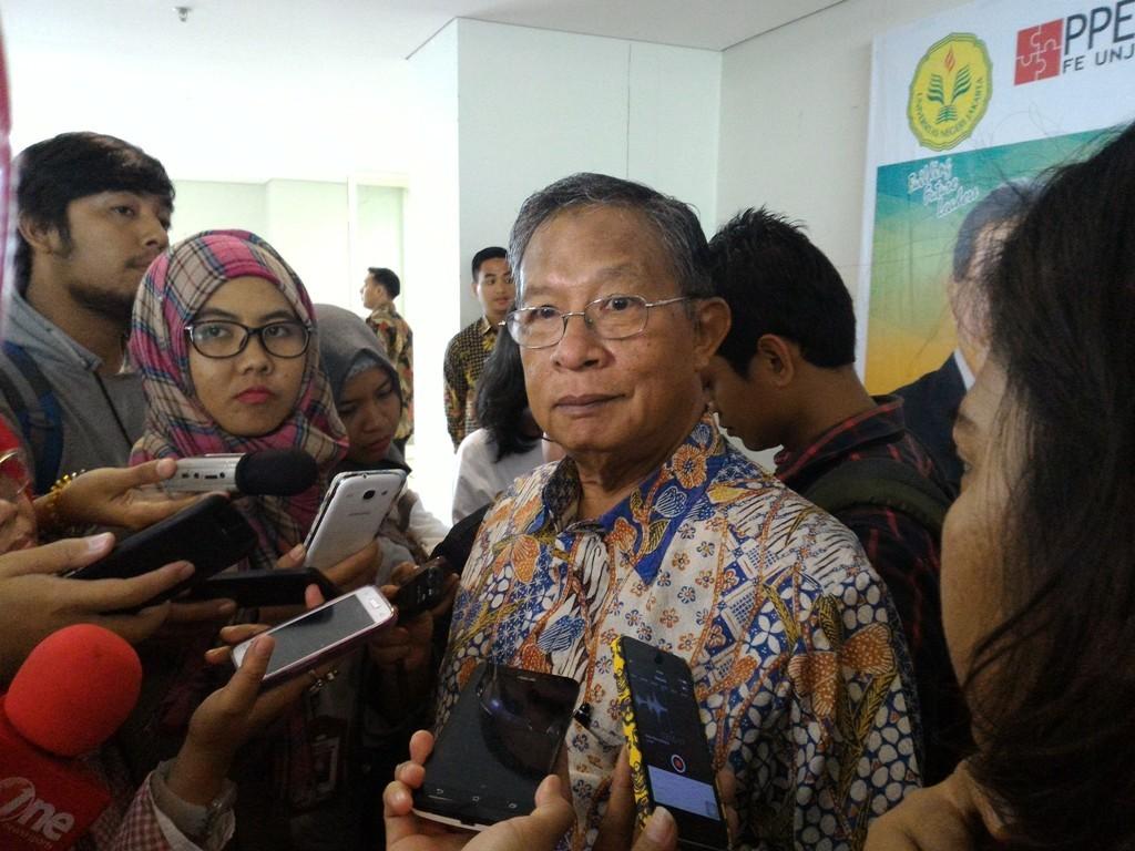 Menko Perekonomian Darmin Nasution. (FOTO: Medcom.id/Eko Nordiansyah)
