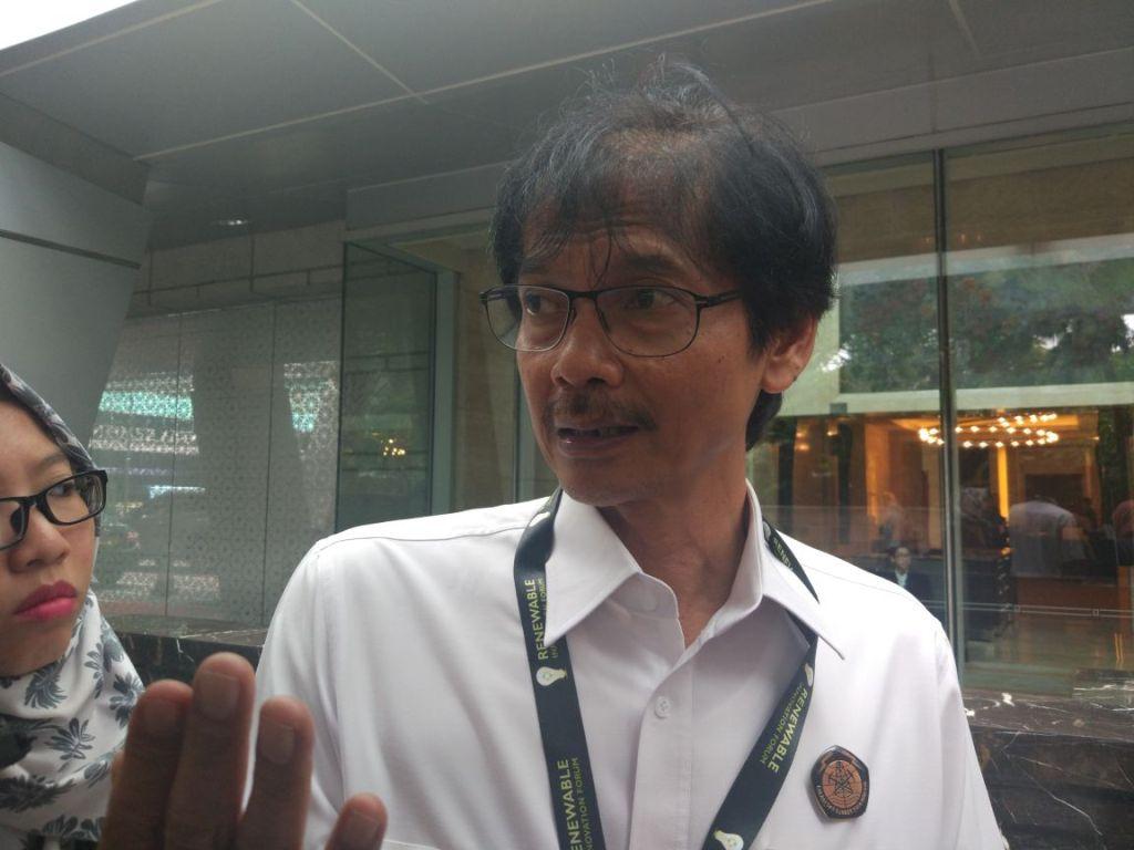 Direktur Jenderal EBTKE Kementerian ESDM Rida Mulyana. (Foto: Medcom.id/Annisa Ayu)