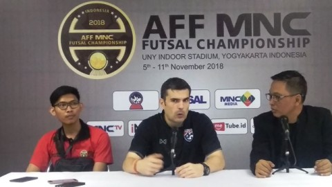 José María Pazos Méndez (tengah)-Medcom.id/Ahmad Mustaqim