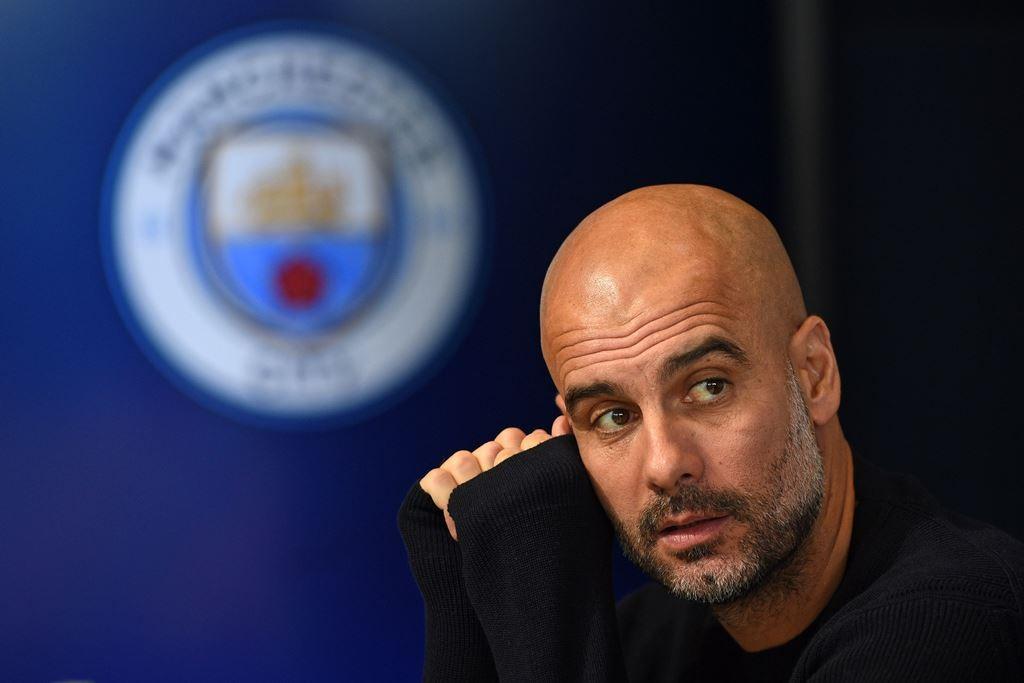 Pep Guardiola (Foto AFP/OLI SCARFF)