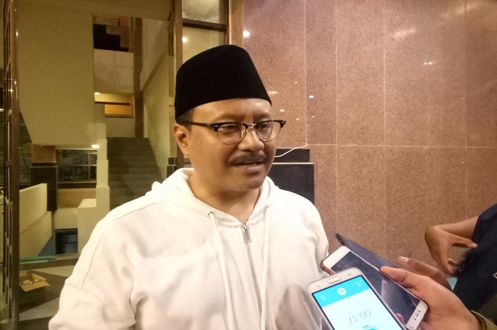 Wakil Gubernur Jatim Saifullah Yusuf di Malang, Medcom.id - Daviq