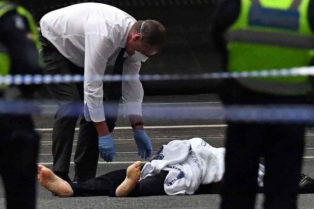 Penusukan di Melbourne Tewaskan Satu Orang