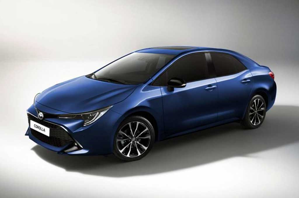Toyota All New Corolla 2020. Carscoops