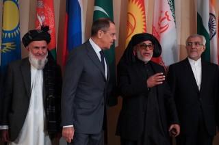 Delegasi Taliban dan Afghanistan Berdiskusi di Moskow