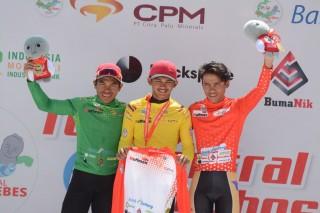 Pembalap Filipina tak Menyangka Bisa Bersaing di TdS 2018