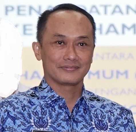 Ketua Umum Dewan Pengurus KORPRI Nasional Zudan Arif Fakhrullah.