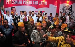 Cara TKD Jokowi-Ma'ruf Beri Penghormatan kepada Veteran