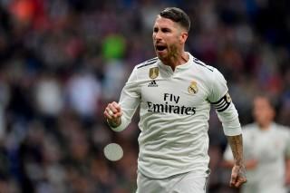 Ramos Memiliki Bakat Terpendam sebagai Penyanyi