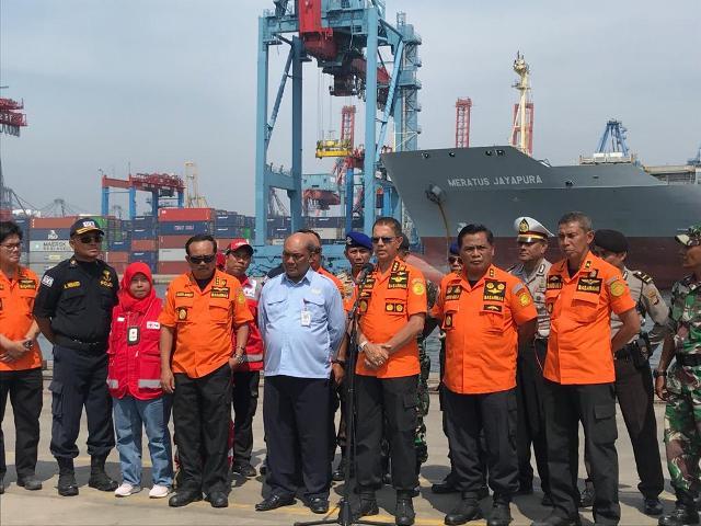 Basarnas resmi mengakhiri pencarian penumpang Lion PK-LQP/Medcom.id/Kautsar Widya Prabowo