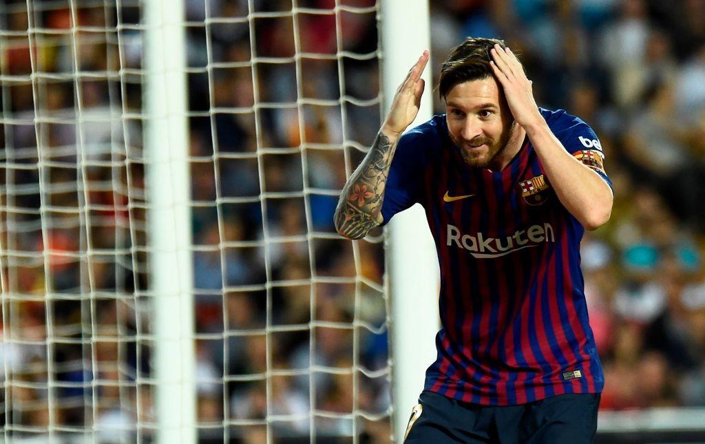 Lionel Messi (Foto: AFP/Jose Jordan)