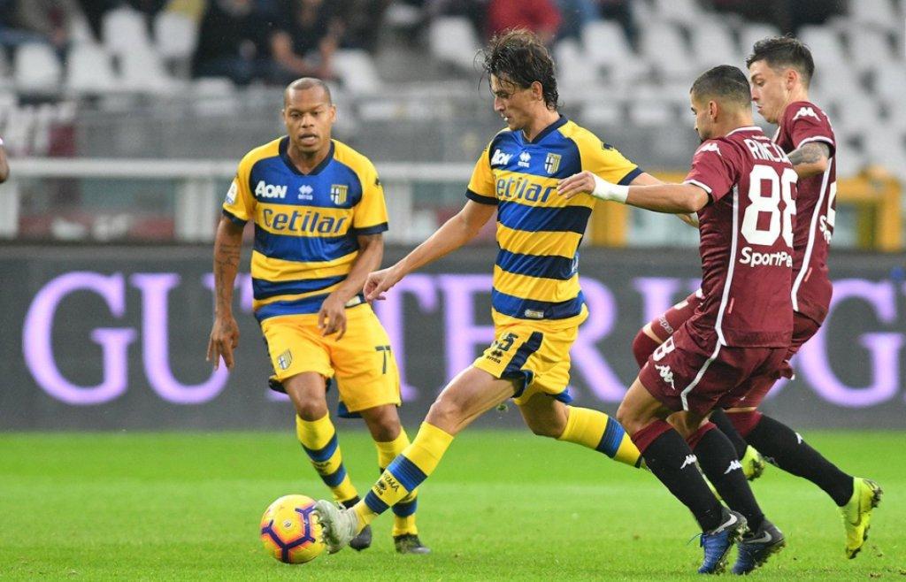 Torino vs Parma (Foto Twitter Parma)