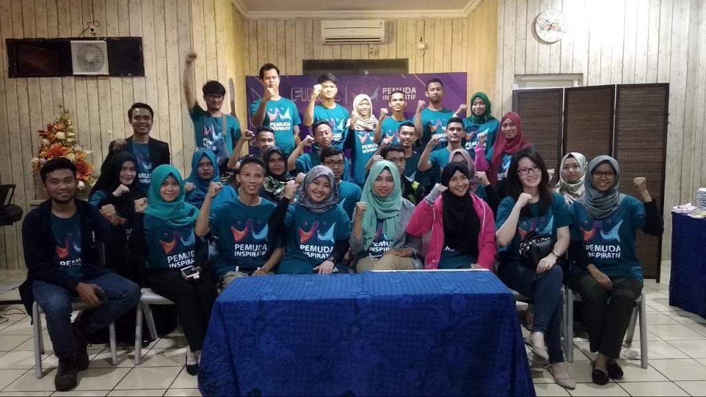 Para peserta grand final Pemuda Inspiratif yang digelar di Serang, Banten (Istimewa)