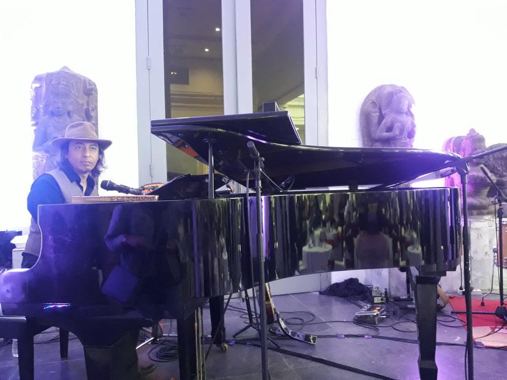 Jazz at the Museum (Foto: Medcom/Elang)