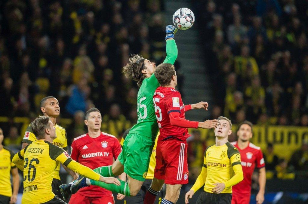 Dortmunt sukses kalahkan Bayern Muenchen dengan skor 3-2 (Foto Twitter Dortmunt)