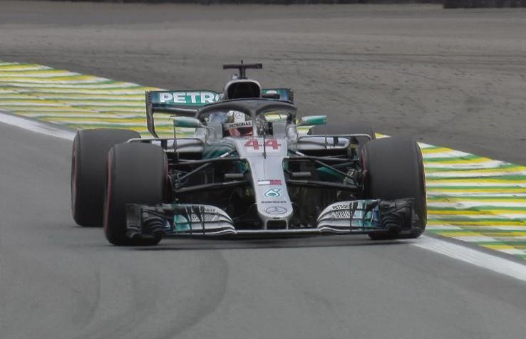 Pembalap Mercedes Lewis Hamilton (Foto: F1)