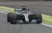 Hamilton Kalahkan Vettel untuk Raih Pole Position GP Brasil