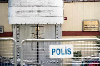 Jurnalis Turki Ungkap Kata-Kata Terakhir Khashoggi