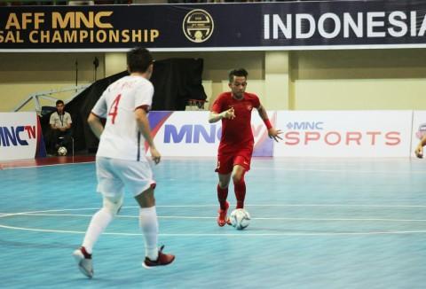 Ardiansyah Runtuboy, Perusak Pertahanan Lawan di Piala AFF Futsal 2018
