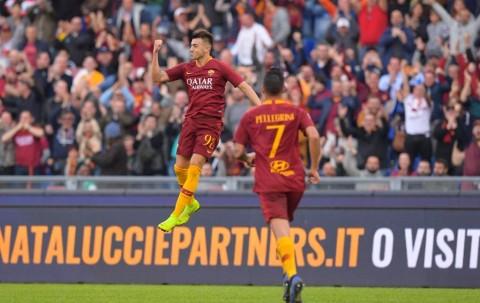 Permak Sampdoria, Roma Dekati Empat Besar