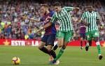 Messi <i>Comeback</i>, Barcelona Dipecundangi Betis
