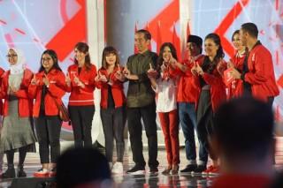 Tips Jokowi buat Kader PSI