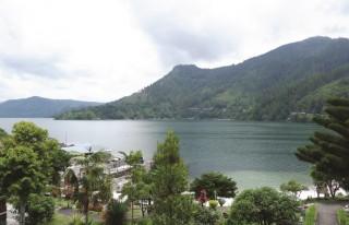 Proyek Infrastruktur Danau Toba Terus Berjalan