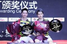 Usai Juara, Marcus/Kevin Langsung Fokus di Hong Kong Open