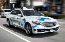 Daimler Siap Uji Coba Mobil Otonom di Jalan Umum California